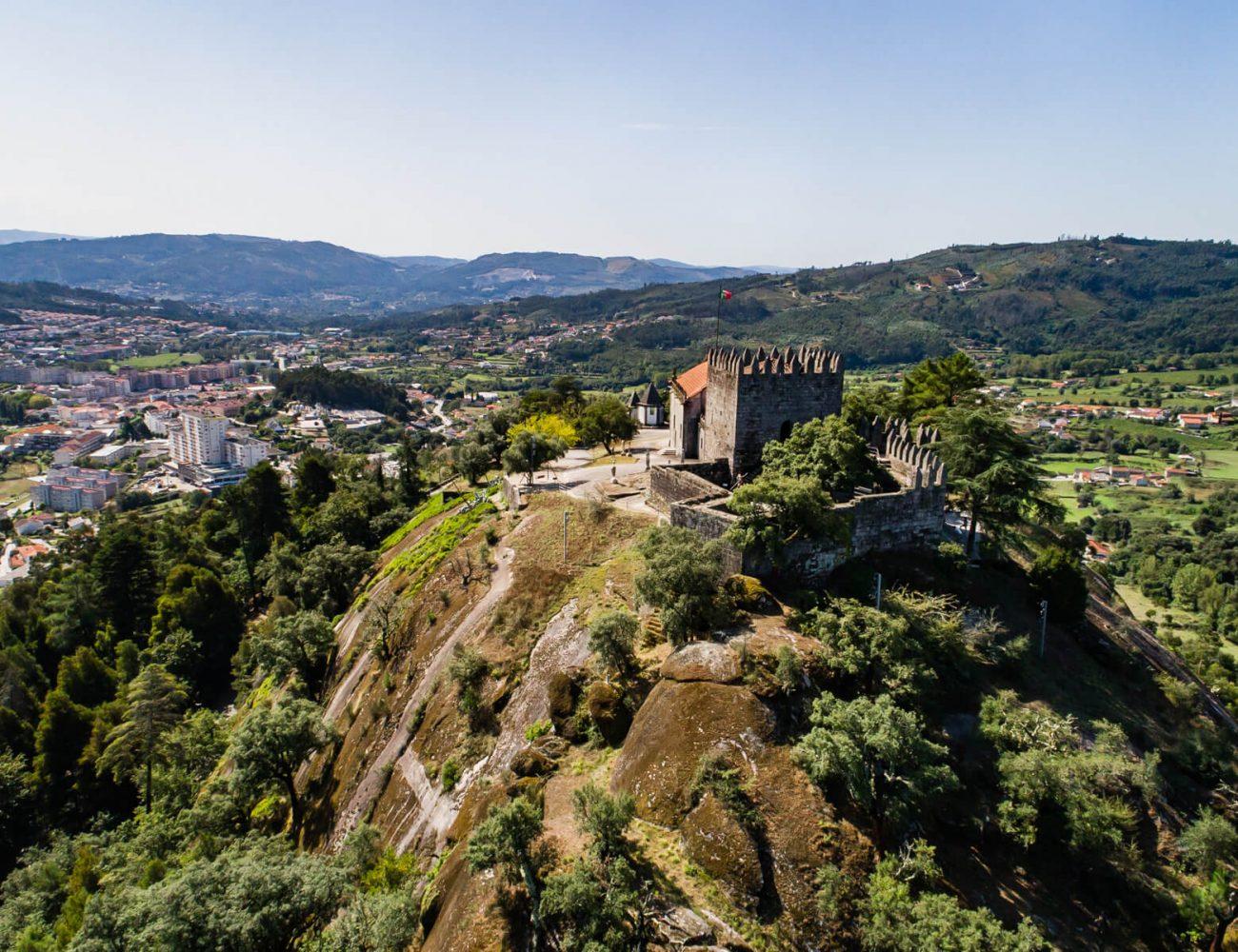 Castelo de Lanhoso