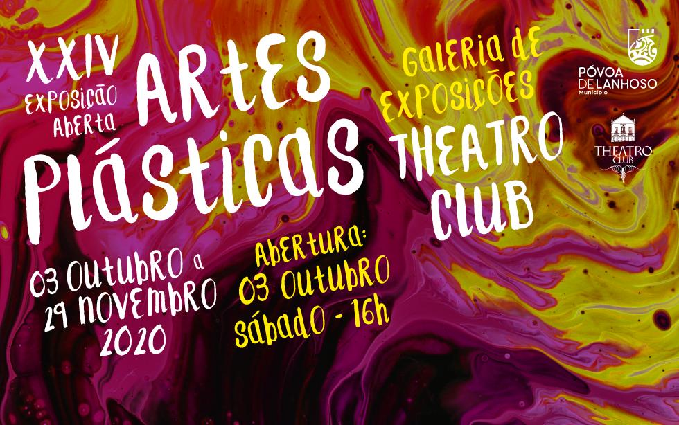 XXIV Exposição Aberta de Artes Plásticas